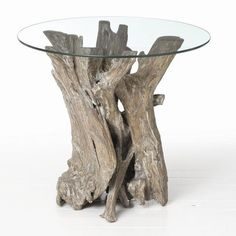 Nantucket Side Table by Arteriors Home