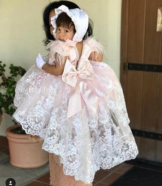 Back in stock!! Allie Gown in Pink! Order here  ittybittytoes.com