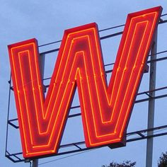 Neon signs and letters lights