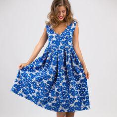 Schnittmuster Kleid Luciana