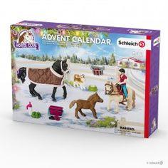 Horses advent calendar 2017