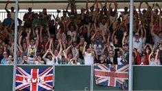 03 Jul - 05 Jul 2015.   #F1 BRITISH GRAND PRIX Camping 2015