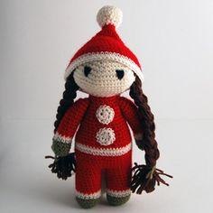 Virka en dromedar IDA AHLSTRÖM Free Pattern, Crochet Patterns, Dolls, Christmas Ornaments, Sewing, Knitting, Archive, Holiday Decor, Sweet