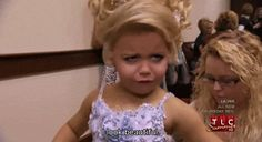 Here's another round of really WTF moments from the reality show, Toddlers and Tiaras. — — — — — — — — — — — — — — — — — — — Previously: 16 WTF Moments From Toddlers and Tiaras You Funny, Funny Pics, Funny Stuff, Random Stuff, Funny Pictures, Hilarious, Toddlers And Tiaras, Laughter The Best Medicine, Humor