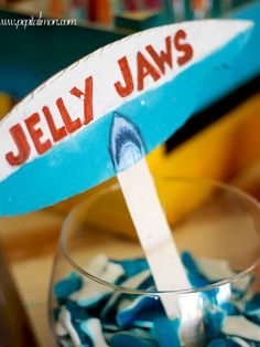 Beach / Surf Birthday Party Ideas | Photo 1 of 41