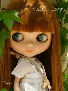Blythe dolls, Muñecas Blythe