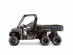 New 2016 Polaris RANGER 6x6 ATVs For Sale in Missouri.