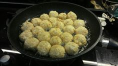 Fried ball