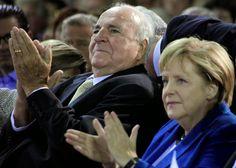 Deine-Wahl.org: Altkanzler Kohl feiert seinen 85. Geburtstag.
