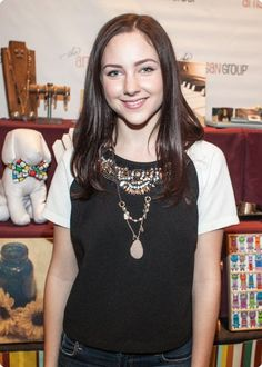 Haley Ramm of ABC Family's Chasing Life