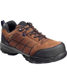 Nautilus Men s ESD Waterproof Work Shoes - Comp Toe Brown 12 D  fashion   clothing  shoes  accessories  mensshoes  casualshoes (ebay link) 6a5542cf8