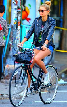 Jessica Hart Streetstyle <3