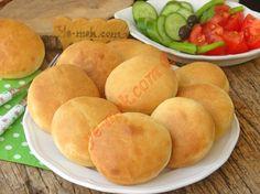 Kahvaltılık Pofuduk Ekmek Resmi