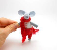 Merry! by Nadia Mangione on Etsy #Xmas #gift #finds #red #Smartteam