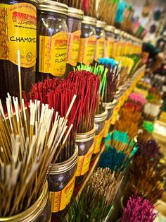 This is an Ohio company in Oxford Ohio.   The incense is wonderful.  You can order it online.  It is called Wildberry incense.
