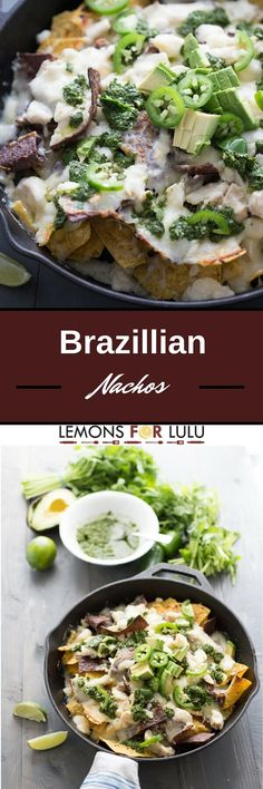Loaded Nachos Brazil