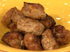 Mama Manzo's Miraculous Meatballs