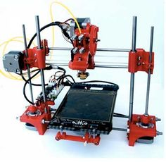 Portabee - a portable 3D printer.  For not much money and very little space, now you can do 3D printing.  This is the ultimate DIY toy.
