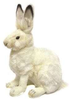 Snow Bunny Rabbit 4075   http://www.ebay.ca/itm/HANSA-Plush-Snow-Bunny-Rabbit-4075-Nature-Realistic-Stuffed-Animal-Arctic-hare-/181408945639?pt=Stuffed_Animals_US&hash=item2a3cd0d5e7