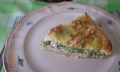 Tejszínes-brokkolis lepény | receptdoboz.hu, légy biztos a főztödben