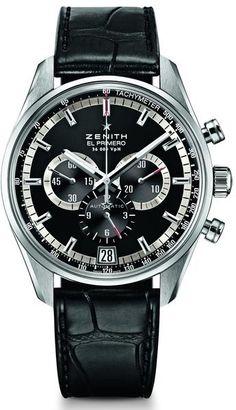 Zenith EL PRIMERO 36000 VPH 03.2070.400/21.C496 - eshop GoldEligius.cz