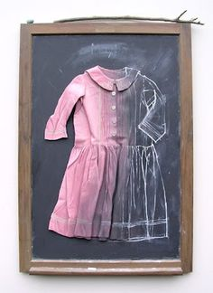 RON ISAACS ~ Trompe l'Oeil painter, plywood
