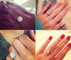 """Brides-to-Be Are Getting """"Hand Lifts"""" for the Perfect Engagement Selfie"""