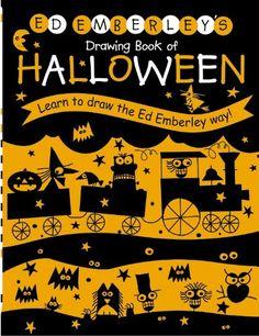 Ed Emberley's Drawing Book of Halloween (Ed Emberley Drawing Books) LB Kids