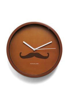 Bold-en Times Clock in Refined   Mod Retro Vintage Electronics   ModCloth.com