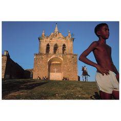 Nuestra Senora de la Candelaria de la Popa, the oldest church in Trinidad, Cuba   copyright David Alan Harvey   All rights reserved