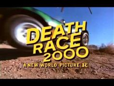 Death Race 2000 (1975) OFFICIAL Trailer - YouTube