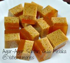 Snacks Dishes, Malaysian Food, Asian Desserts, Agar, Puddings, Dessert Ideas, Cornbread, Jelly, Deserts