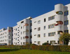 Berlin-Siemensstadt, Hans Scharoun 1929-1931