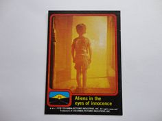 # 23 Close Encounters Of The Third Kind Card Collection 1978