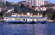 Sydney Ferries, The Old Days, New Day, Past, Old Things, Memories, Mansions, House Styles, World