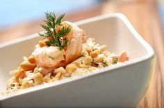 Disney Cruise Line Summer Recipe: Cajun Shrimp Slaw