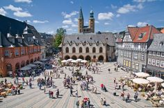 Loved this lil town-Mines of Rammelsberg, Historic Town of Goslar and Upper Harz Water Management System (UNESCO) - Lower Saxony, Germany