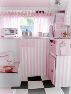 pink smeg for the cure (explored) | pink kitchen appliances