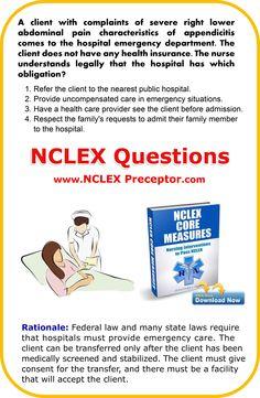 Tips for registered nurses passing NCLEX. Bonus practice NCLEX questions and… Nursing Goals, Nursing Exam, Nursing School Notes, Nursing Tips, Nursing Online, Nclex Questions, Nclex Exam, Registered Nurses, Urgent Care