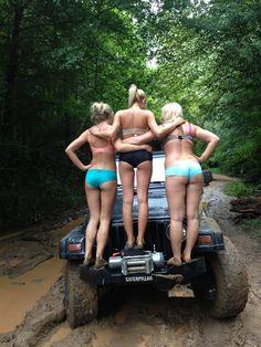 Girls love Jeeps. ;)
