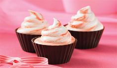 Red Velvet Ice Cream Cupcakes | Only Good Recipes