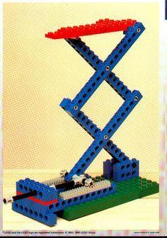 99 Best lego instructions images in 2019 | Vintage lego, Lego