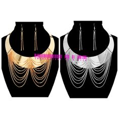 Impressions Of A Diva — ☆★NEW☆★ CHOKERS AND CHAINS NECKLACE