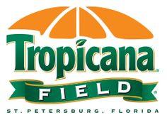 Tropicana Field Logo