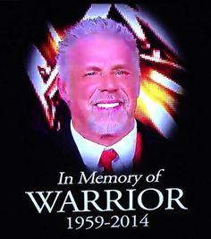 R.I.P Ultimate Warrior
