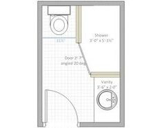 4 x 8 bathroom layout | My Web Value