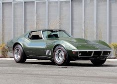 1969 Chevrolet Corvette Coupe presented as Lot at Monterey, CA Chevrolet Corvette, Corvette C3, Chevy, American Dream Cars, Classic Car Insurance, High Performance Cars, Hot Rides, Old Cars, Classic Cars