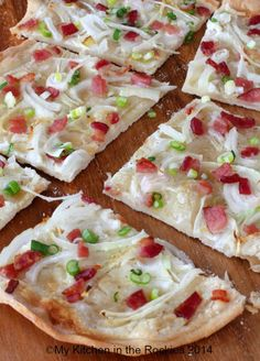 Flammkuchen & A Culinary Trip! by Kirsten   My Kitchen in the Rockies #travel #France #recipe