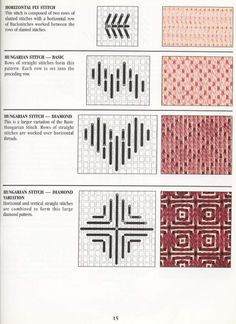 Gallery.ru / Фото #22 - Stitch Dictionary Plastic Canvas - Orlanda