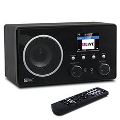 Ocean Digital Internet Radio WR282CD